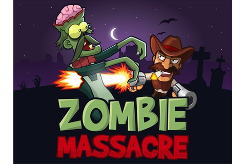 Zombie Massacre - Play Game Online Free at Friv | Play ...