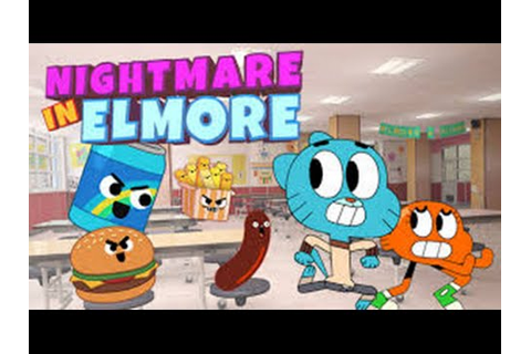 The Amazing World Of Gumball - Nightmare in Elmore ...