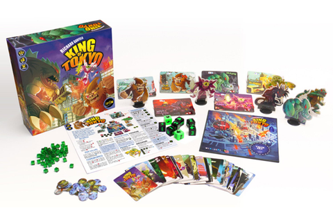 3rd-strike.com | King of Tokyo – Board Game Review