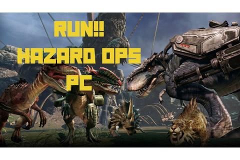 RUN!!! Hazard Ops - YouTube