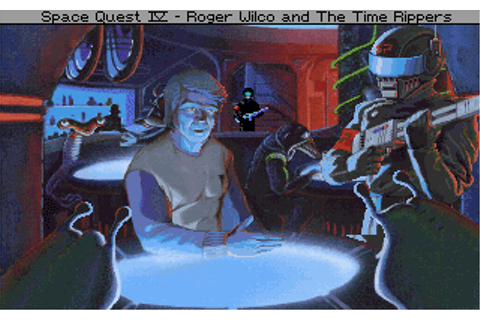 Download Space Quest IV - Roger Wilco and the Time Rippers ...