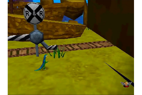 Gex: Enter The Gecko Download Game | GameFabrique