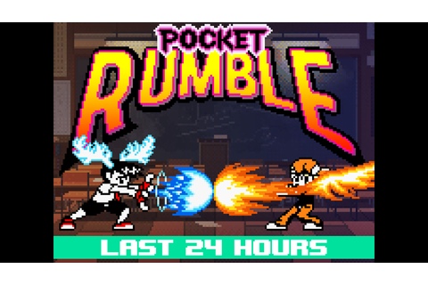 Pocket Rumble: New 2D Fighting Game for PC and Handhelds ...