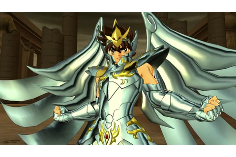 Saint Seiya: Brave Soldiers Gameplay Clips - YouTube