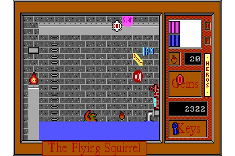 Download Heros I: The Sanguine Seven | DOS Games Archive