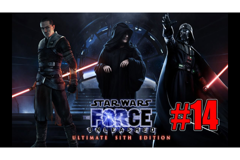 [FR] Let's Play : Star Wars : Le Pouvoir de la Force : Les ...