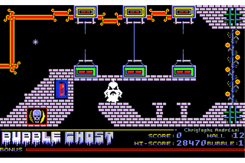 Download Bubble Ghost - My Abandonware