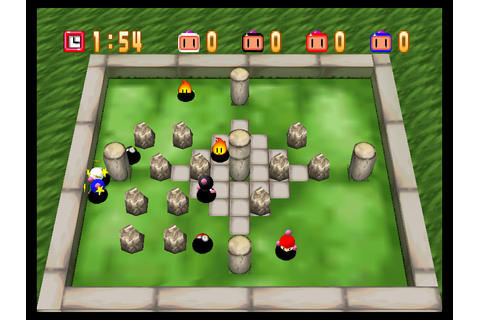 Bomberman 64 Download Game | GameFabrique