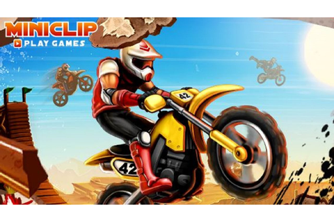 Bike Rivals - Miniclip Games to Play online 2014 - YouTube