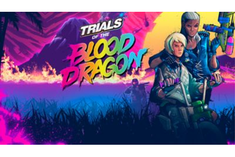 Trials of the Blood Dragon Game | PS4 - PlayStation