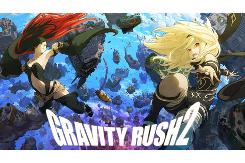 Gravity Rush 2 Walkthrough Part 1 Full Game - Longplay No ...