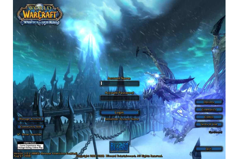 World of Warcraft Wrath of the Lich King Download Free ...