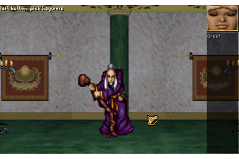 Anvil of Dawn | Old DOS Games | Download for Free or play ...