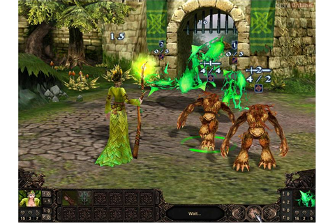 Etherlords II: Second Age - screenshots gallery ...