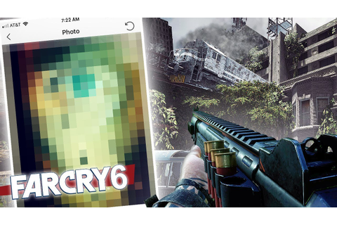 FAR CRY 6 ACCIDENTALLY LEAKED!? Ubisoft TAKES DOWN the ...