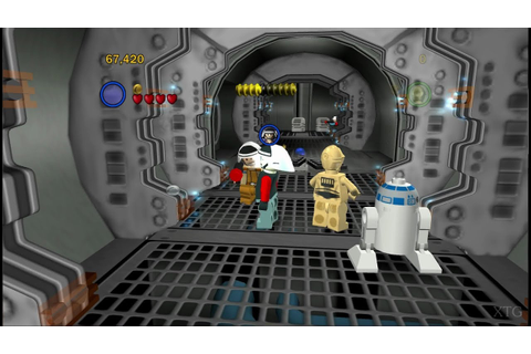 Lego Star Wars II: The Original Trilogy PS2 Gameplay HD ...
