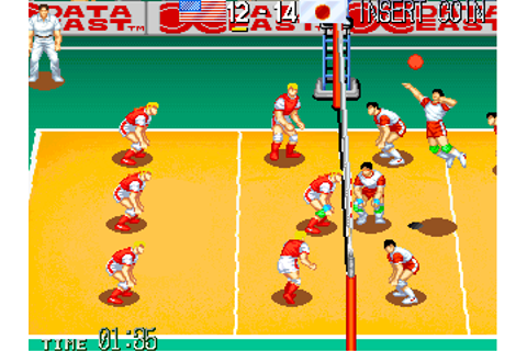 World Cup Volley '95 (Japan v1.0) ROM