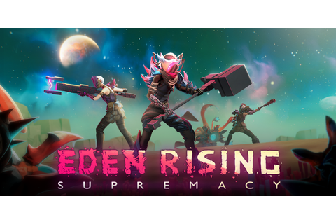 EDEN RISING: Supremacy Open World Tower Defense Game ...