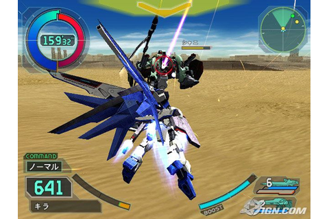 Mobile Suit Gundam SEED: Federation vs. Z.A.F.T ...