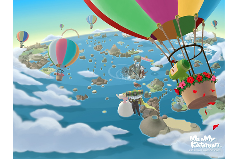 So I Played This Game: Katamari Damacy | Fangirls Are We