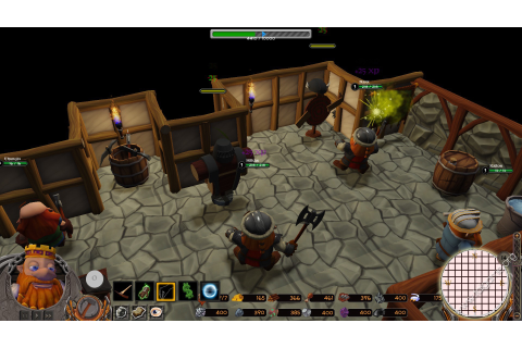 A Game of Dwarves - Download Free Full Games | Strategy games