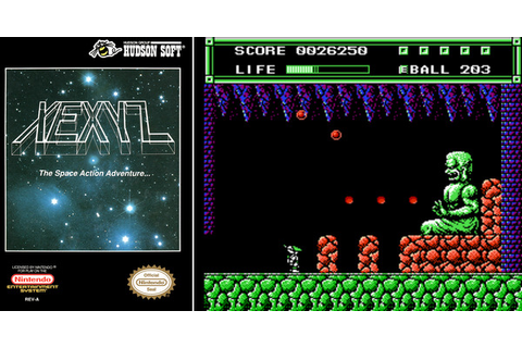 Play Xexyz on NES