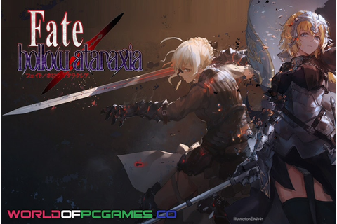 Fate Hollow Ataraxia Free Download