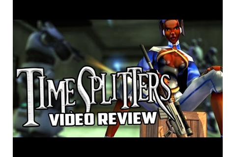 TimeSplitters Playstation 2 Game Review - YouTube