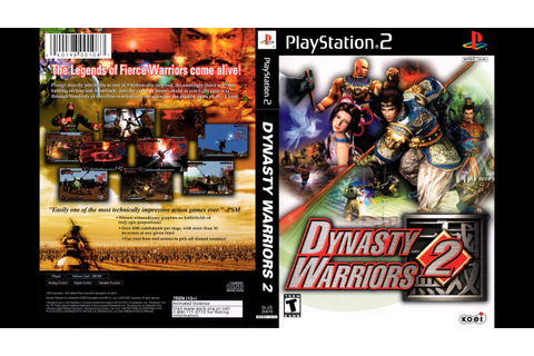 [PS2] Dynasty Warriors 2 Gameplay [PCSX2][1080p] HD - YouTube