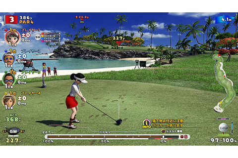 Everybody's Golf 'Complete Guide' trailer - Gematsu