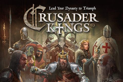 Crusader Kings the Board Game Arrives On August 1 ...