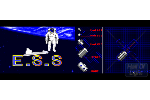 E.S.S. Mega : Hall Of Light – The database of Amiga games