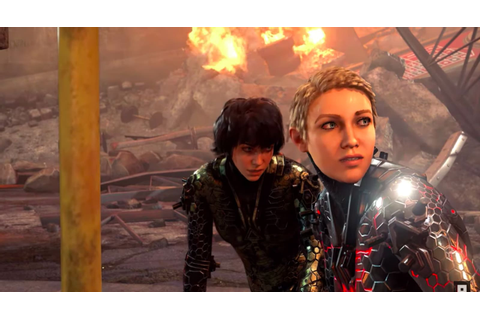 The new 'Wolfenstein: Youngblood' trailer is a killer good ...