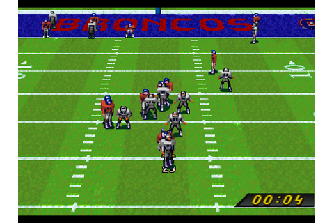 NFL Quarterback Club 32X Download Game | GameFabrique