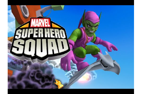 Marvel Super Hero Squad Online Free To Play Games - YouTube