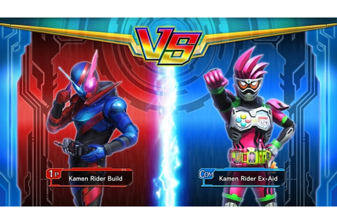 Kamen Rider: Climax Fighters details online battles; Kamen ...