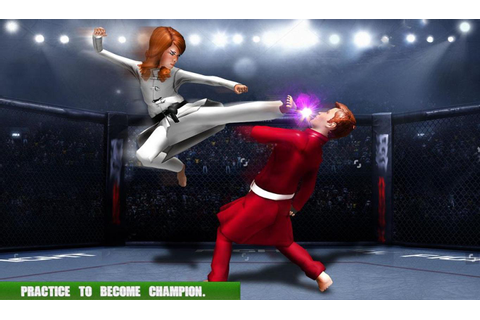 High School Gangster Bully Fights Karate Girl Game for ...