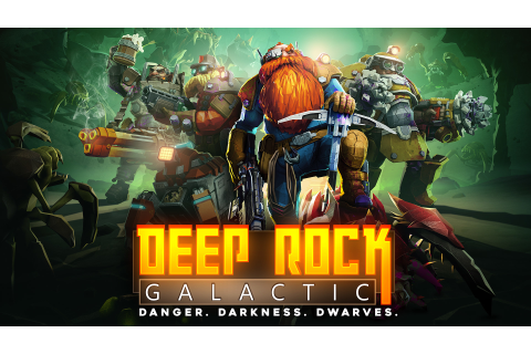 Save 25% on Deep Rock Galactic on Steam