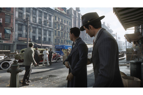 Mafia: Definitive Edition Is a Full Remake with Expanded ...