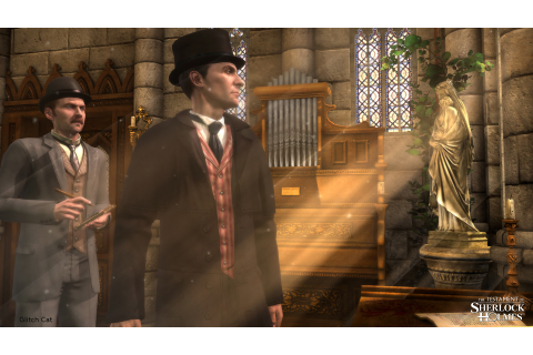 The Testament of Sherlock Holmes: Release Date And New ...