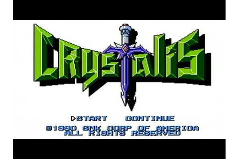 Crystalis - NES Gameplay - YouTube