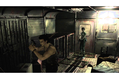 Resident Evil Zero Origins Collection Ps4 Gameplay part 3 ...