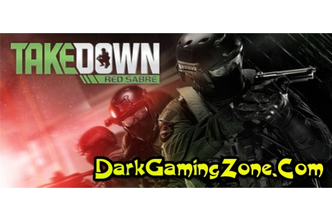 Takedown Red Sabre Game - Free Download Full Version For PC