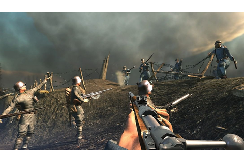 ... World War(WW1) . The game is inspired by the infamous battle of Verdun