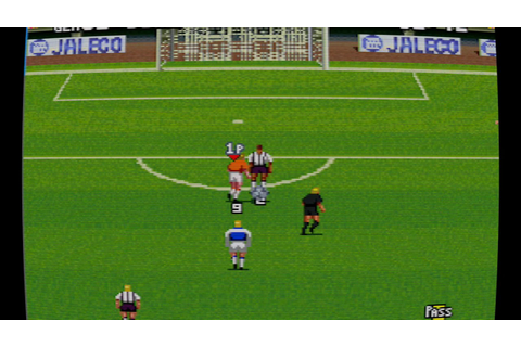Super Goal! 2 (SNES) - YouTube