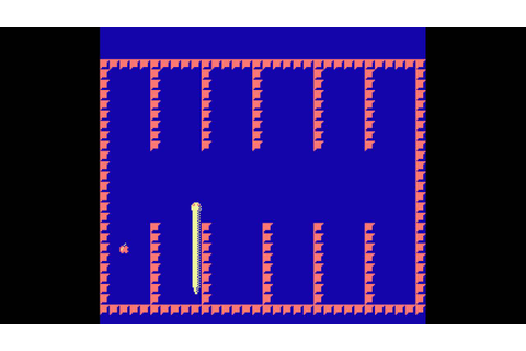 Nibbles (2001) [NES Longplay] - YouTube