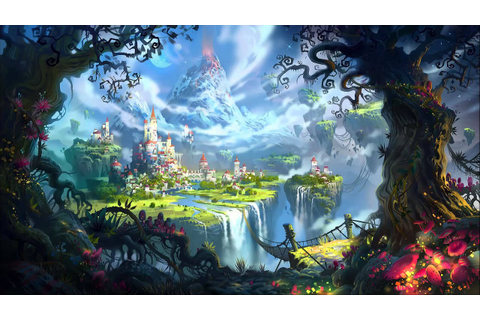 Epic Fairytale Music - Wonderland - YouTube