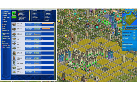 Capitalism 2 Game PC - Games Free FUll version Download