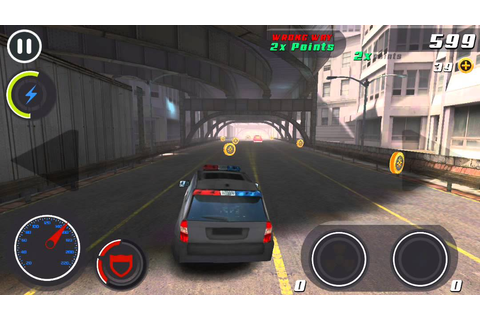 Cop car smash police racer Best Android Game Racing Review ...