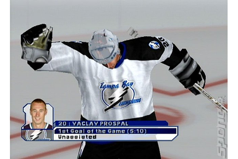 Screens: NHL 2K6 - PS2 (5 of 16)